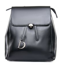 Сумка Женская Рюкзак кожа ALEX RAI 09-3 360 black