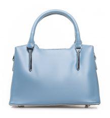 Сумка Женская Классическая кожа ALEX RAI 2-02 8777 light-blue