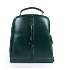 Сумка Женская Рюкзак кожа ALEX RAI 9-01 8694-3 green