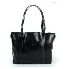 Сумка Женская Классическая кожа ALEX RAI 9-01 1535 black