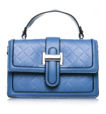 Сумка Женская Классическая иск-кожа FASHION 7-05 9716 blue