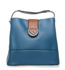 Сумка Женская Классическая иск-кожа FASHION 7-05 66052 blue