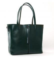 Сумка Женская Классическая кожа ALEX RAI 9-02 8704-220 green