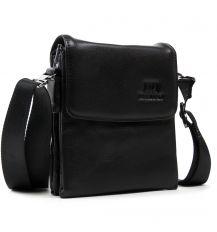 Сумка Мужская Планшет кожаный BRETTON BE N2040-6 black