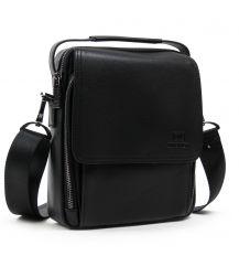 Сумка Мужская Планшет кожаный BRETTON BE N9357-2 black
