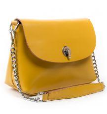 Сумка Женская Классическая кожа ALEX RAI 03-02 321-1 yellow