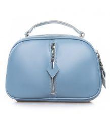 Сумка Женская Классическая кожа ALEX RAI 03-02 8389 blue