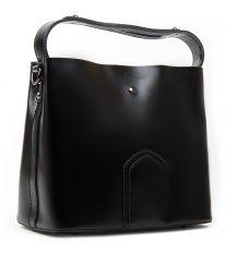 Сумка Женская Классическая кожа ALEX RAI 03-02 8641 black