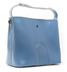 Сумка Женская Классическая кожа ALEX RAI 03-02 8641 blue