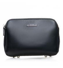 Сумка Женская Классическая кожа ALEX RAI 03-02 8701 black