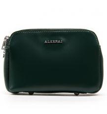 Сумка Женская Классическая кожа ALEX RAI 03-02 8701 green