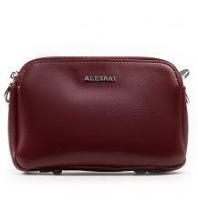 Сумка Женская Классическая кожа ALEX RAI 03-02 8701 l-red
