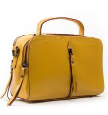 Сумка Женская Классическая кожа ALEX RAI 03-02 9119 yellow