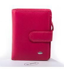 Кошелек Classic кожа DR. BOND WN-2 pink-red