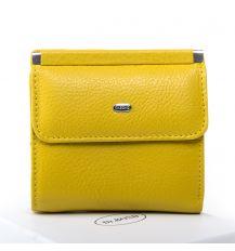 Кошелек Classic кожа DR. BOND WN-3 yellow