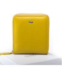 Кошелек Classic кожа DR. BOND WN-5 yellow