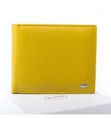 Кошелек Classic кожа DR. BOND WN-7 yellow