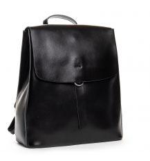 Сумка Женская Рюкзак кожа ALEX RAI 03-09 18-377 black